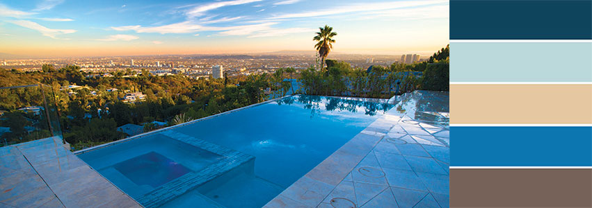 Tranquility Pool View