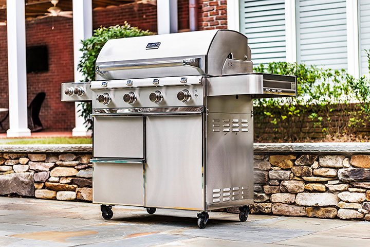 Portable Grill Pits