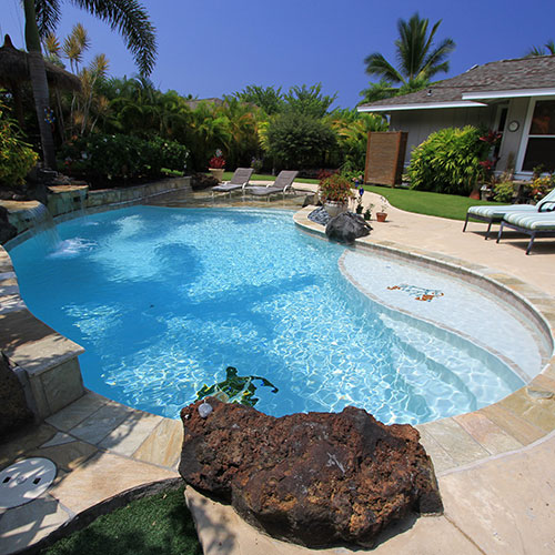 Inground Pool Landscaping Features