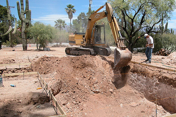 Excavation & Pool Installation | Building a Pool