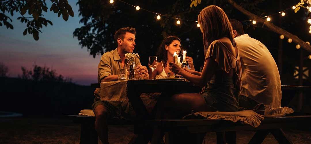 Best Outdoor Lighting, Backyard Events
