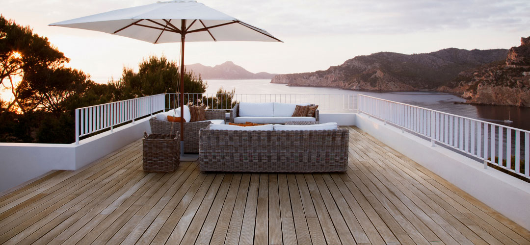 Wooden Deck Ideas for Backyard