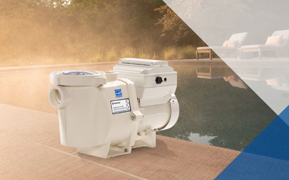 Pentair IntelliFlo Variable Speed Pump (3HP)
