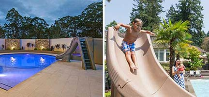 S.R. Smith Pool Slide Safety Standards