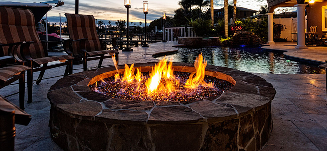 Backyard Firepits
