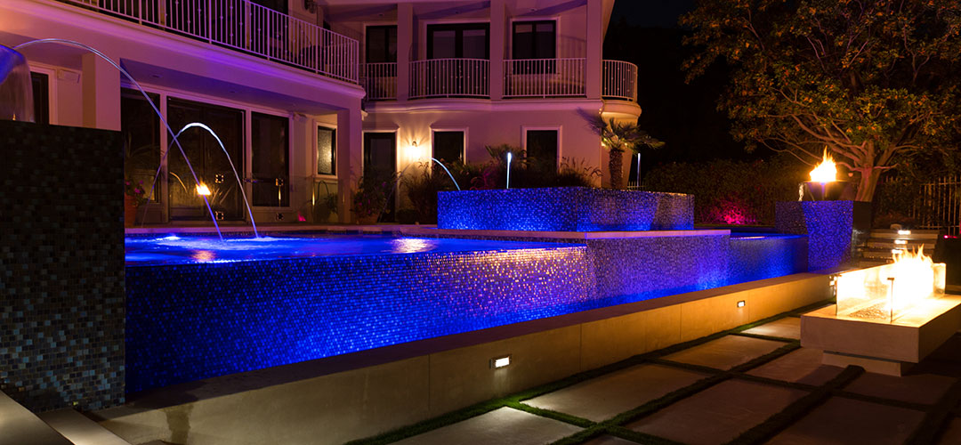 Inground Swimming Pool Lighting