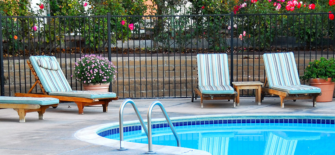 Inground Swimming Pool Fence