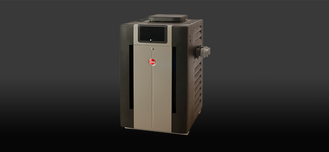 Pool Heaters and Chillers