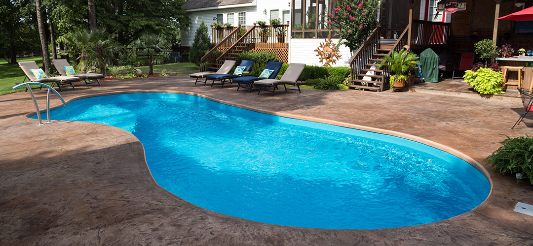 Compare Inground Swimming Pool Types