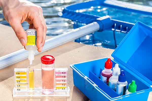 Swimming Pool Chemicals & Proucts