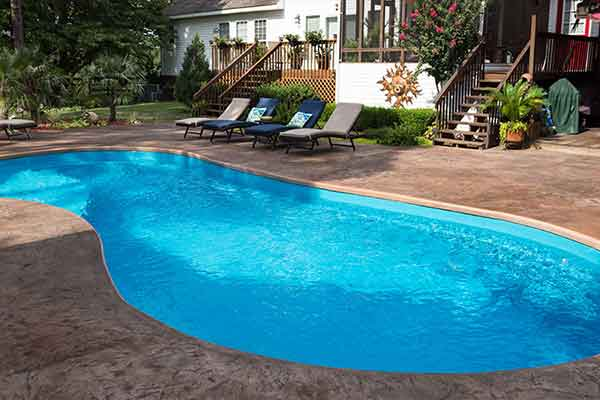 What is a Fiberglass Pool?