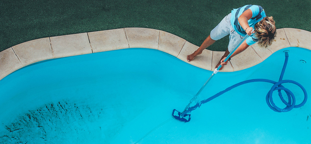 Swimming Pool Cleaning, Pool Vacuuming