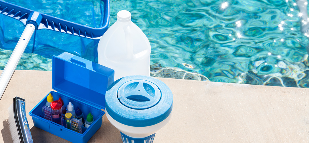 Pool Care Basics & Pool Chemicals