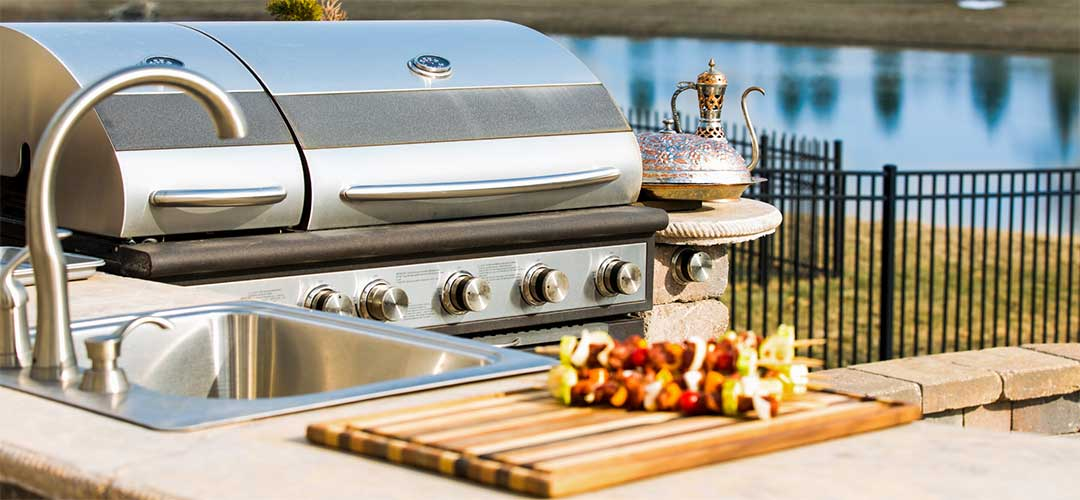 Grill & Outdoor Kitchens, Outdoor Living Products