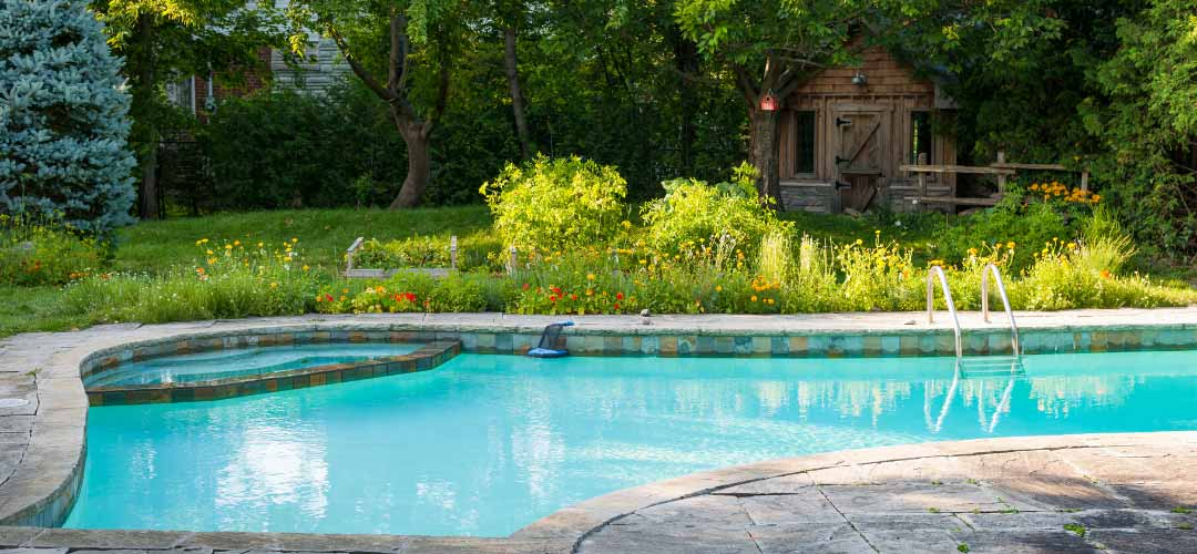 Landscape Pool Products, Outdoor Living