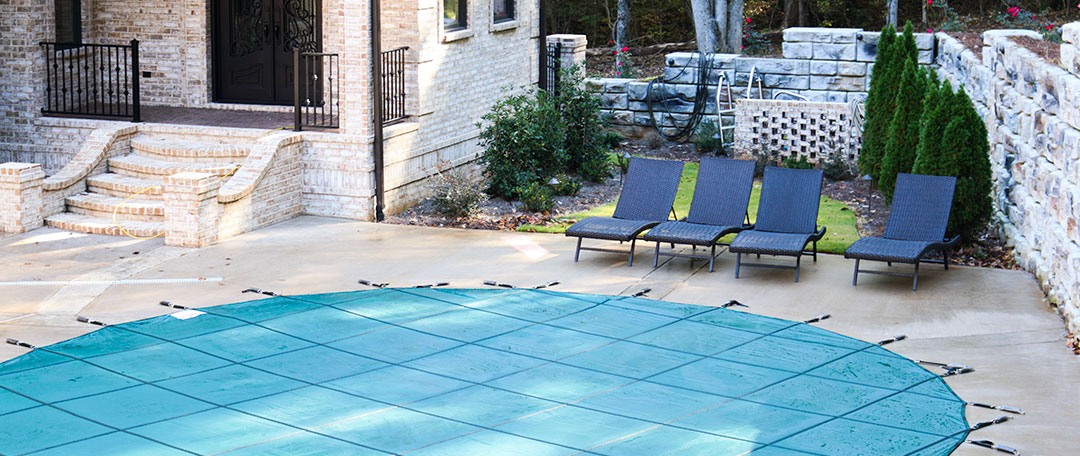 Tara Liners Safety Pool Cover, Winter Pool Covers